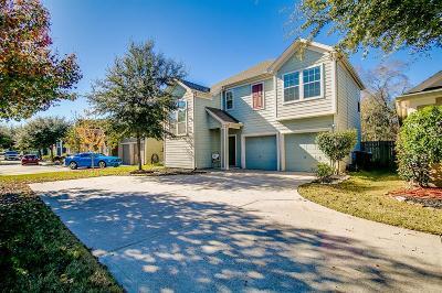 Single Family Home For Sale: 6119 Tenton Park Lane
