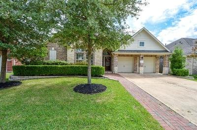 Shadow Creek Ranch Single Family Home For Sale: 12410 Silent Creek Drive