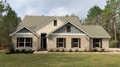 Montgomery Single Family Home For Sale: 11554 Sebastian's Run
