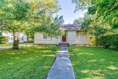 Galveston County Rental For Rent: 1202 14th Avenue N