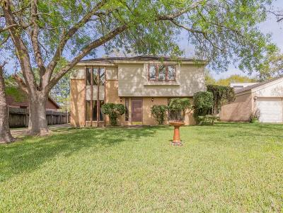 Tomball Single Family Home For Sale: 23010 Spring Willow Drive