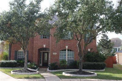 Houston Single Family Home For Sale: 12019 Concho Bay Court