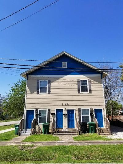 Houston Multi Family Home For Sale: 225 N Everton Street