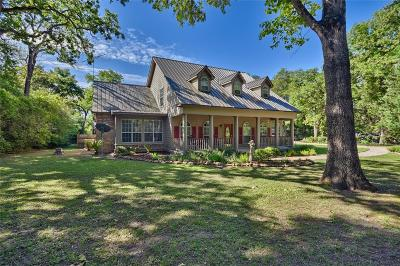 Bellville Single Family Home Pending: 725 Piney Creek Road
