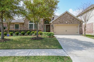 Katy Single Family Home For Sale: 10211 Western Pine Trail