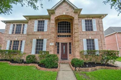 Sugar land Single Family Home For Sale: 11910 Natural Bridges Lane