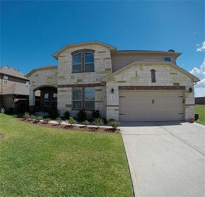 La Porte Single Family Home For Sale: 109 Par Circle