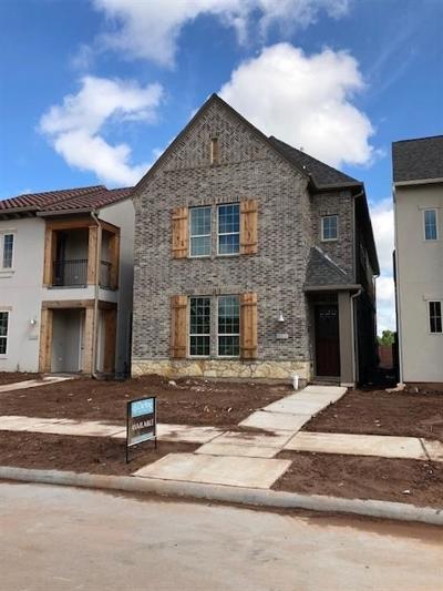 Missouri City Single Family Home For Sale: 5122 Galahad Ct