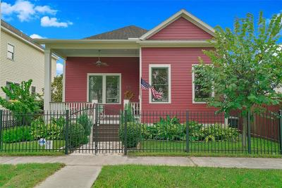 Houston Single Family Home For Sale: 442 W 25th Street