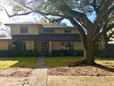 Meyerland Single Family Home For Sale: 5147 Braesvalley Drive