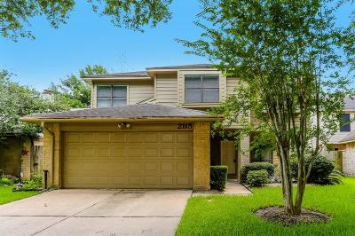 Sugar Land Single Family Home For Sale: 2115 Creekshire Drive