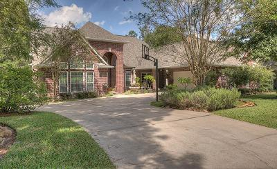 Montgomery Single Family Home For Sale: 3410 Cedar Grove Lane