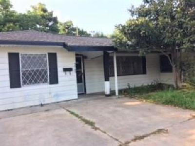 Houston Single Family Home For Sale: 5969 Southlea Street