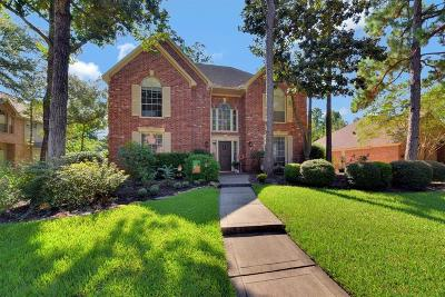 The Woodlands Single Family Home For Sale: 22 Rolling Stone Place