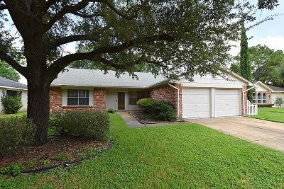 Houston Single Family Home For Sale: 13314 Wimbledon Oaks Drive