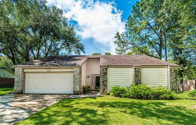 Friendswood Single Family Home For Sale: 312 Colonial Drive