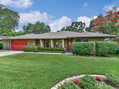 Houston Single Family Home For Sale: 4618 Briarbend Drive
