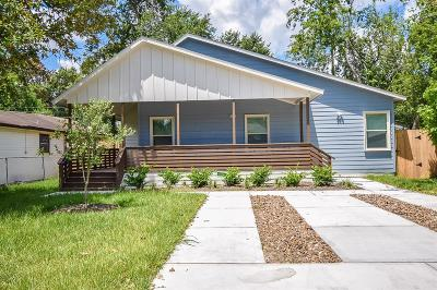 Single Family Home For Sale: 6805 Cathcart Drive