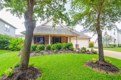 Missouri City Single Family Home For Sale: 7916 Ascot Garden