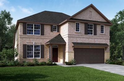 Cypress TX Single Family Home For Sale: $375,788