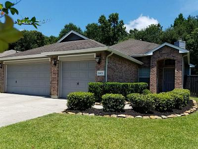 Porter Single Family Home For Sale: 21673 Forest Colony Drive