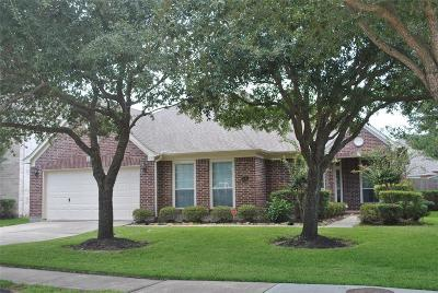 Friendswood Single Family Home For Sale: 3141 Autumn Leaf Drive