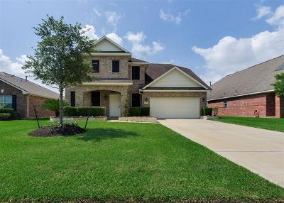 Rosenberg Single Family Home For Sale: 411 Arbor Green Lane