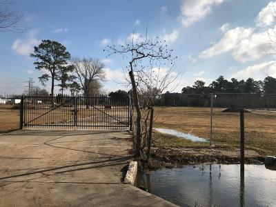 Tomball Residential Lots & Land For Sale: S Pitchford Road S