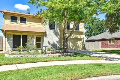 Spring TX Single Family Home Option Pending: $229,900