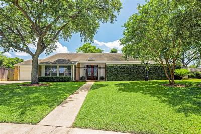 Houston Single Family Home For Sale: 1814 Keatley Drive