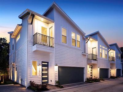 Harris County Single Family Home For Sale: 508 W Donovan Street #C