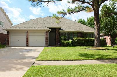 Katy Single Family Home For Sale: 21714 Wildcroft Drive