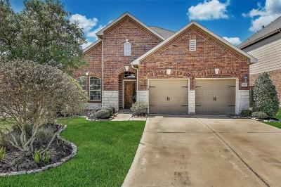 Fulshear Single Family Home For Sale: 6222 Holly Oaks Ct
