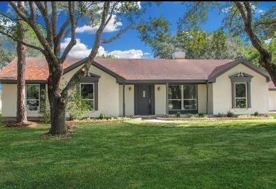 Manvel Single Family Home For Sale: 6903 Charlotte Street