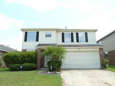 Katy Single Family Home For Sale: 2838 Katybriar Lane