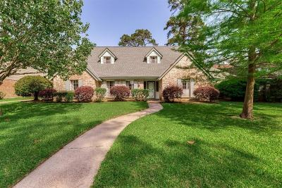 Spring Single Family Home For Sale: 3418 Candleoak Drive