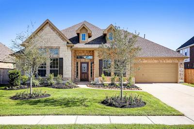League City Single Family Home For Sale: 2336 Ashley Falls Lane