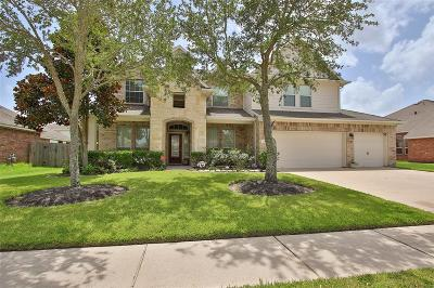 Pearland Single Family Home For Sale: 3206 Firefly Road