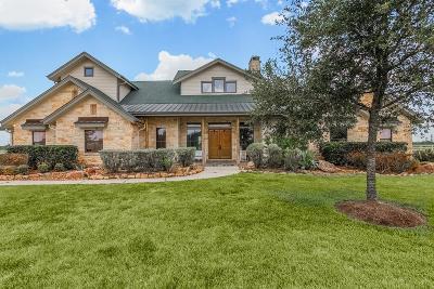 Katy Single Family Home For Sale: 311 W Wind Canyon Lane