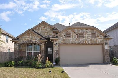 Texas City Single Family Home For Sale: 9617 Yellow Rose Drive