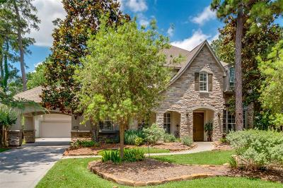 The Woodlands Single Family Home For Sale: 50 W Mirror Ridge Circle