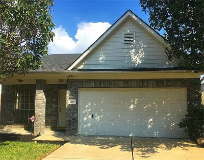 Katy Single Family Home For Sale: 2926 Greenvalley Trail Drive