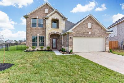 League City Single Family Home For Sale: 2901 Indigo Lake Court
