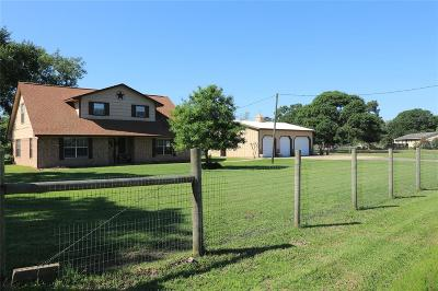 Tomball Single Family Home For Sale: 19919 Bauer Hockley Road