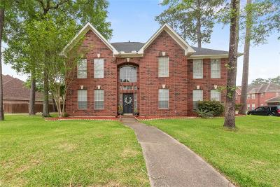 Baytown Single Family Home For Sale: 3019 Parkwood Drive