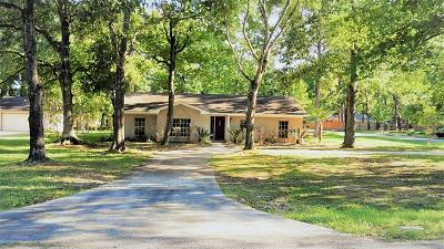 Spring Single Family Home For Sale: 2310 Hickory Hollow Lane