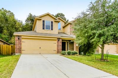 Conroe Single Family Home For Sale: 10296 Stone Gate Drive
