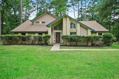 Tomball Single Family Home For Sale: 22811 Wren Lane