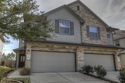The Woodlands Condo/Townhouse For Sale: 35 Whitekirk Place