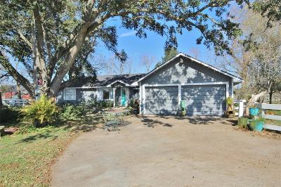 Sealy Single Family Home Pending: 13997 Fm 1458 Road